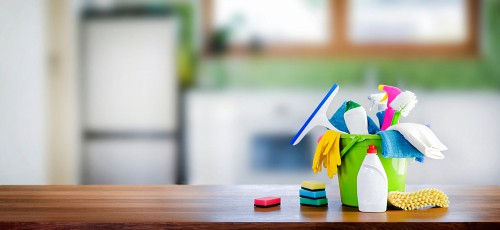 Outsourcing your spring cleaning