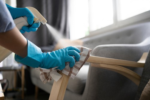 How Do Professionals Disinfect and Sanitize Home?